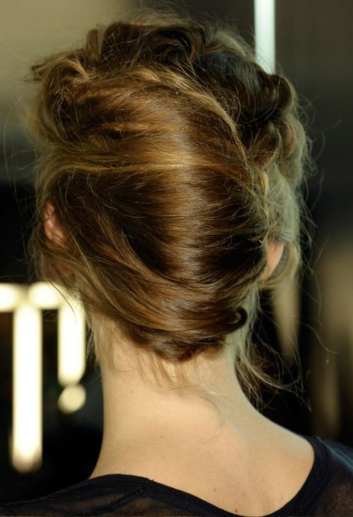 Elegant evening updo hairstyles for women