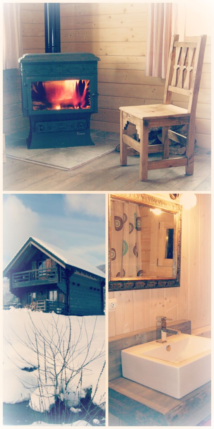The perfect chalet!#holiday #travel #montagne #ski #neige #vosges #mountain #snow