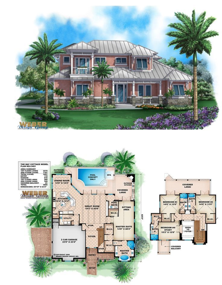 Beach House Plan Old Florida Style Beach Cottage Floor Plan Cottage Floor Plans Beach House Plan Cottage House Plans