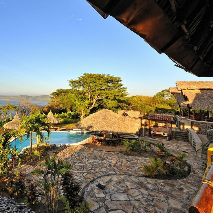 Hacienda Puerta del Cielo—Masatepe, Nicaragua. #Jetsetter