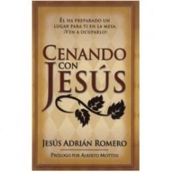 Bolsillo Cenando con Jesus / jesus Adrian Romero