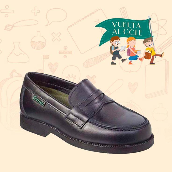Colegial Gorila es el #zapato para #niño en este #regresoaclases. Ideal para combinarlo con los uniformes del colegio, un clásico que te asgura durabilidad.