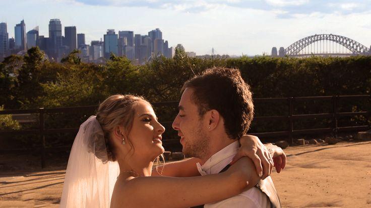 Sydney Wedding Video at Taronga Zoo