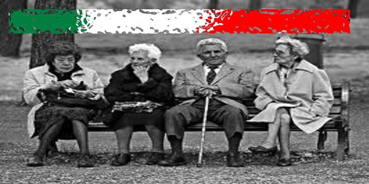 Italia: sempre più coppie senza figli e sempre più anziani