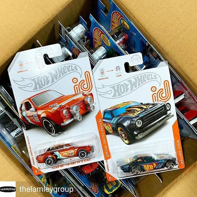 Reposted From Thelamleygroup Coming Soon To The Basic Range Hot Wheels Id Chase Cars Randomly Mixed Into Future Basic Mixes Like Super Treasure Hunts And