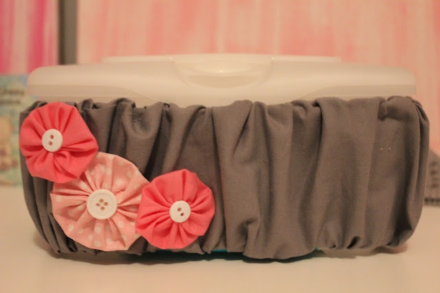Simply Made...with Love: Wipes Case Band: Wipes Case