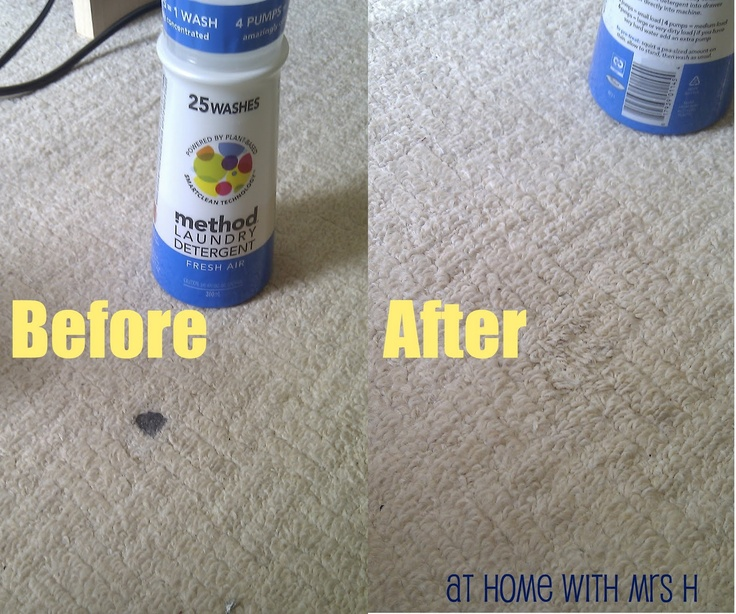 how to remove chewing gum from carpet