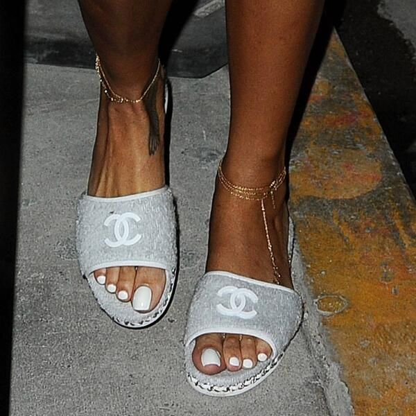 Chanel Slipper Shoes Price