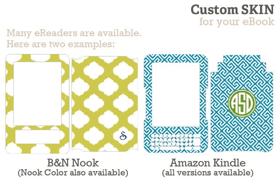 Kindle Covers - Love this Etsy seller