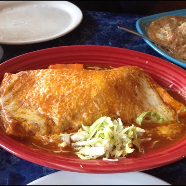 Spicy Pork Bulgogi And Beans Burrito Recipes — Dishmaps
