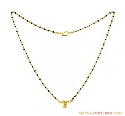 22K South Indian Style Mangalsutra ( MangalSutras )