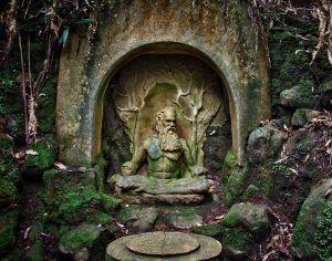 Statue - William Rickets Sanctuary