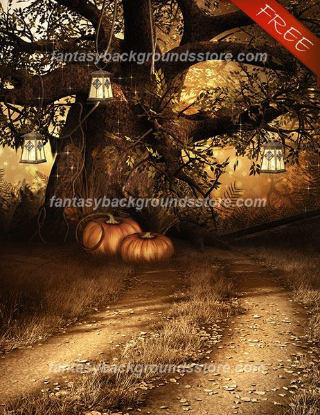 autumn fairy tale wallpaper - photo #48