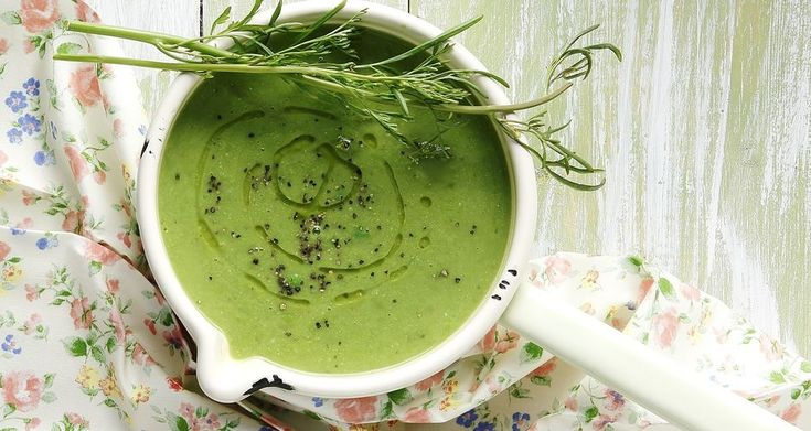 Σούπα με αρακά