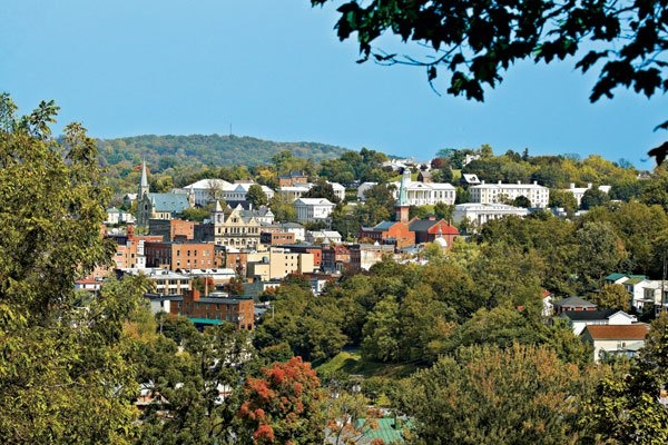 Small Town We Love: Staunton, Virginia ... in Southern Living Magazine