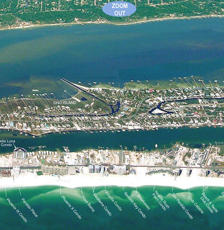 Perdido Key Florida Map: 17 Best Perdido Key , FL Images On Pinterest