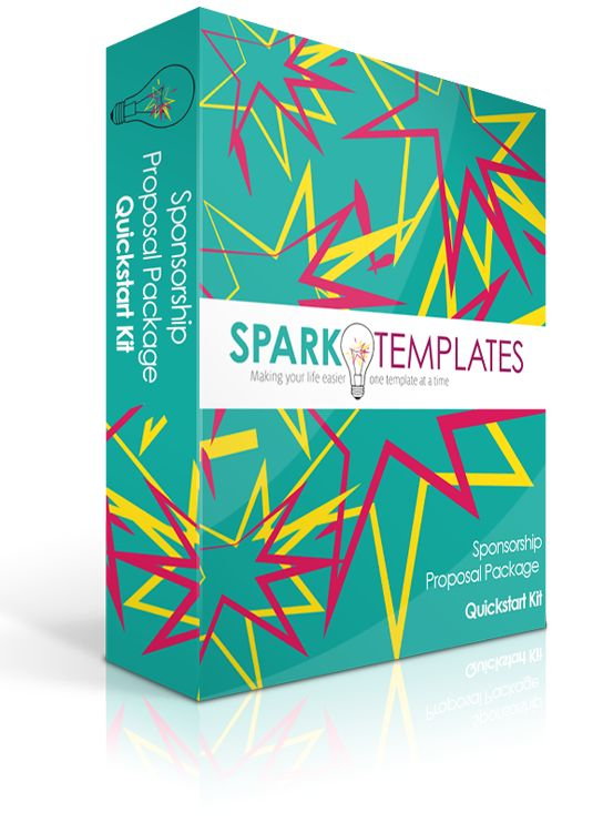 Sponsorship Levels Template Example   Spark Templates
