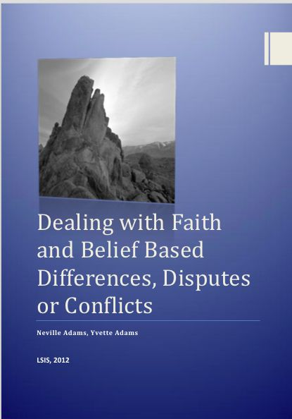 a research on the differences between believers and non believers In other words, believers and unbelievers think differently this strikes  first,  there is a difference between god and his creation second, there.