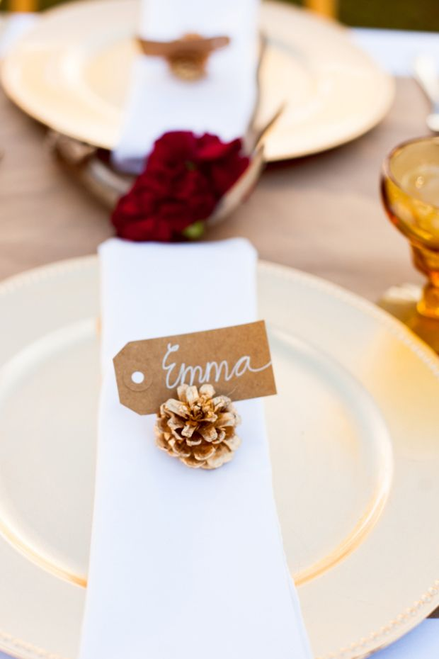 18 Cute Creative Ways To Display Wedding Place Cards