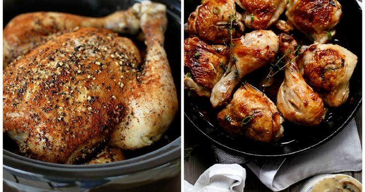20 ricette di pollo peccaminose
