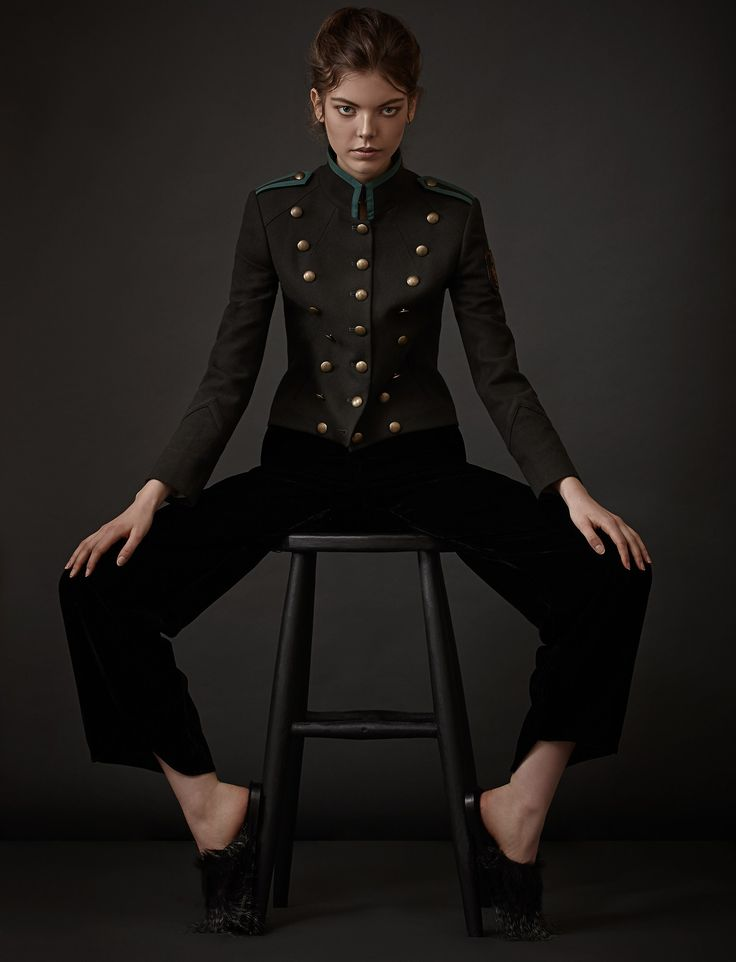 White Shirt: Diesel / Trousers: Etro/ Fishnet Socks: Asos / Shoes: Gucci / Scarf: Vintage Shirt: KKXX / Blazer: Maison Marginal / Trousers: Paul & Joe Check Shirt: Zara / Black Jumper: Revolve / Leather Kilt: Marc Jacobs Fishnet Socks: Asos / Fur Slippers: Avec …