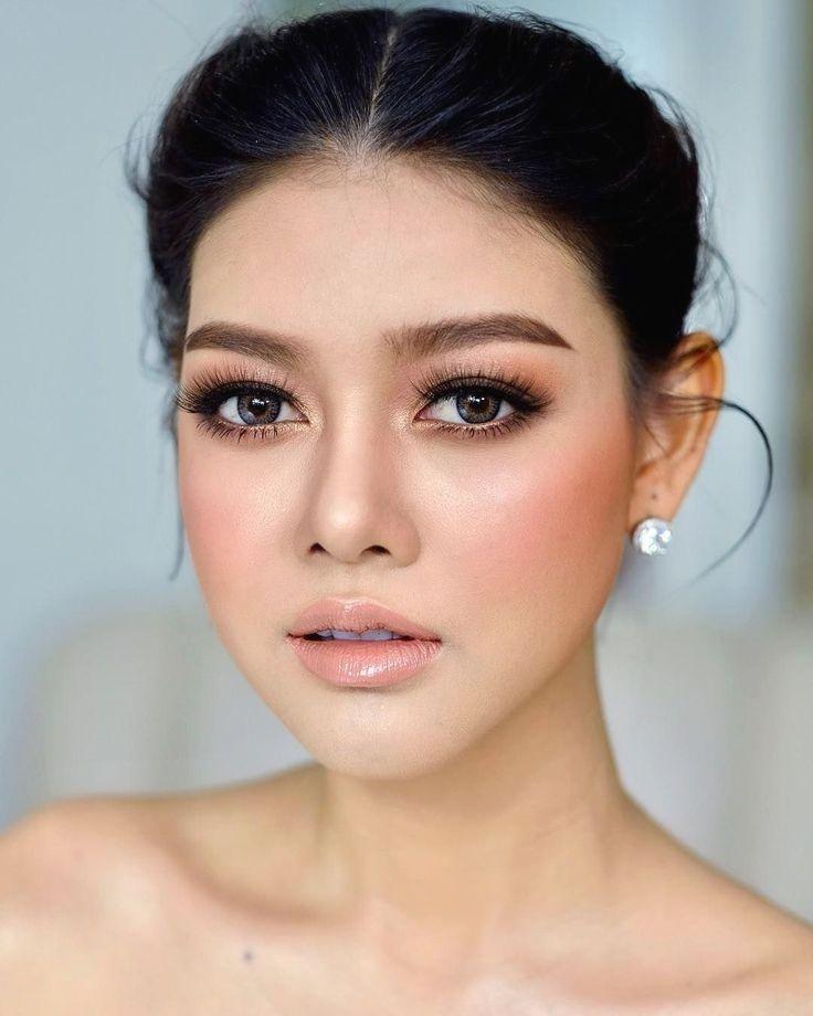Natural Wedding Makeup Weddingmakeup In 2020 Best Wedding