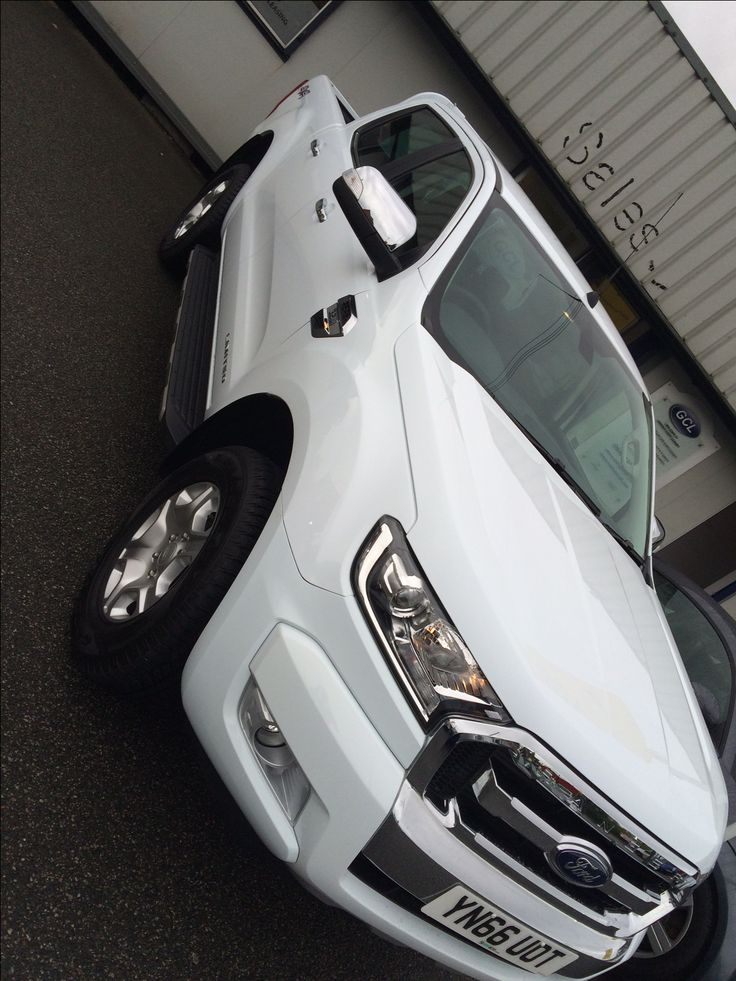 The Ford Ranger #leasing deal | One of the many cars and vans available to lease from www.carlease.uk.com
