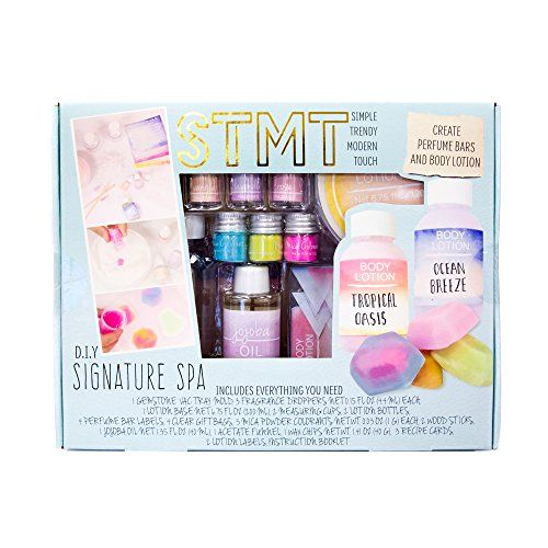 STMT DIY Signature Spa Kit by Horizon Group USA STMT