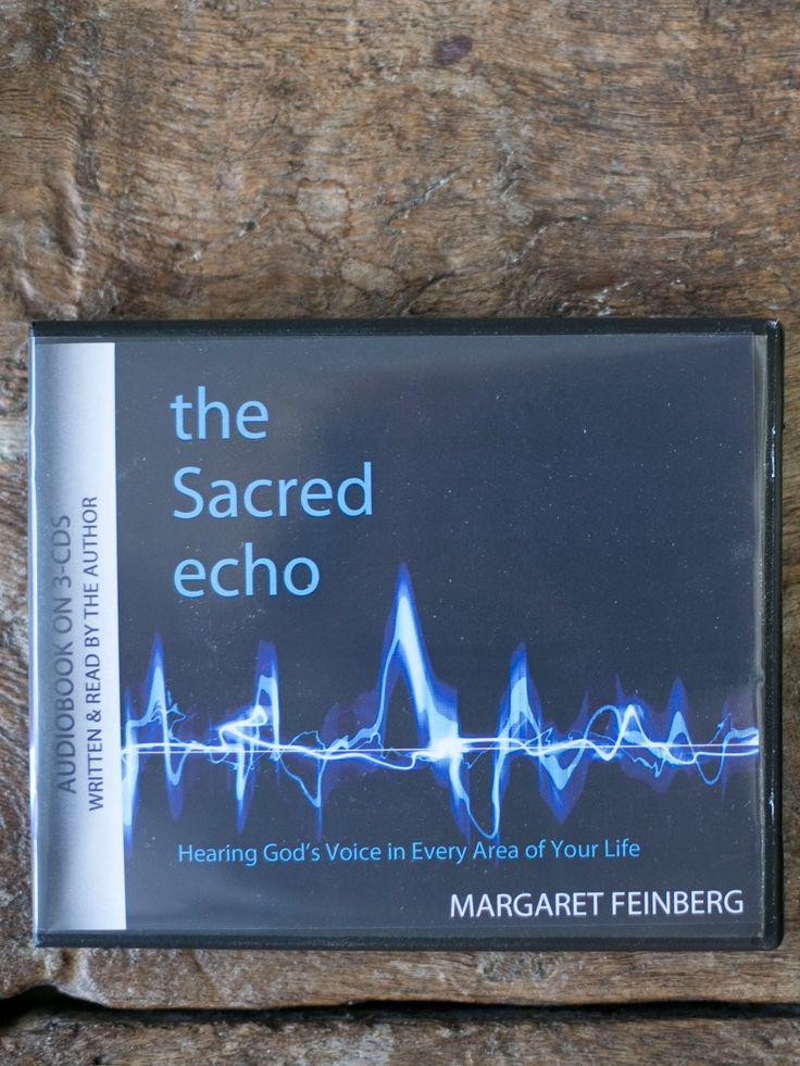 Great audiobook - author Margaret Feinberg