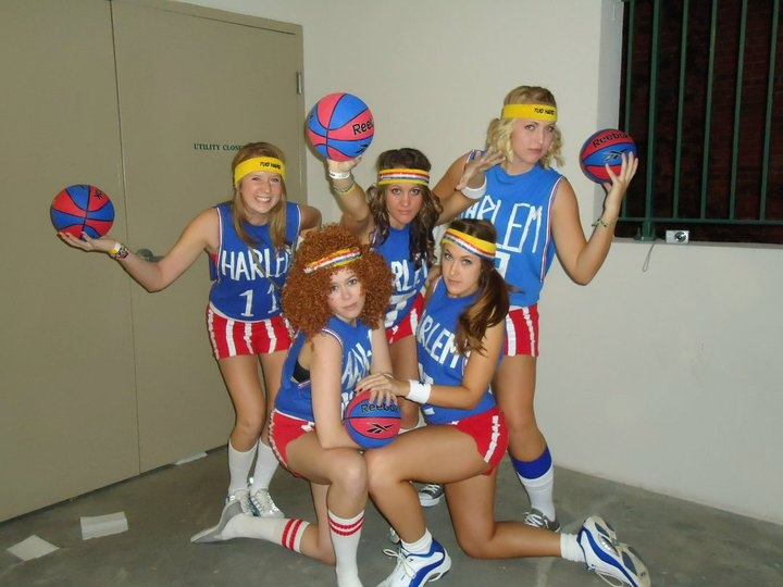 harlem globetrotters group halloween costume - Halloween Group Costume Themes