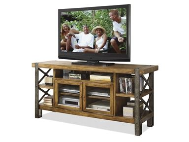 Shop for riverside 68 39 39 tv console 3441 and other home for Michaels crafts wausau wi