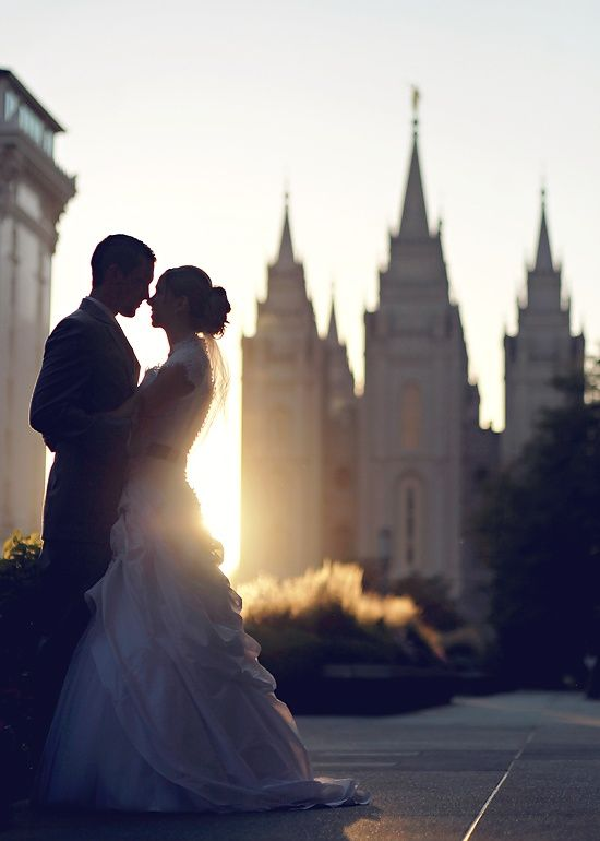 """""""Material possessions and honors of the world do not endure. But your union as wife, husband, and family can. No sacrifice is too great to have the blessings of an eternal marriage. By making and keeping sacred temple covenants, we evidence our love for God, for our companion, and our real regard for our posterity—even those yet unborn. Our family is the focus of our greatest work and joy in this life; so will it be throughout all eternity."""" –Russell M. Nelson --- LOVE THIS!"""