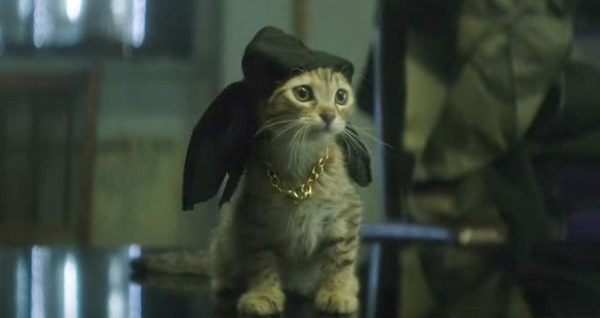 Now it seems obvious, but this marks the first time a badass action comedy followed the abduction and rescue of a kitten named Keanu. Where has this movie been all our lives?!  Keanu Reeves himself does not appear to be in 'Keanu,' but 'Key & Peele' c