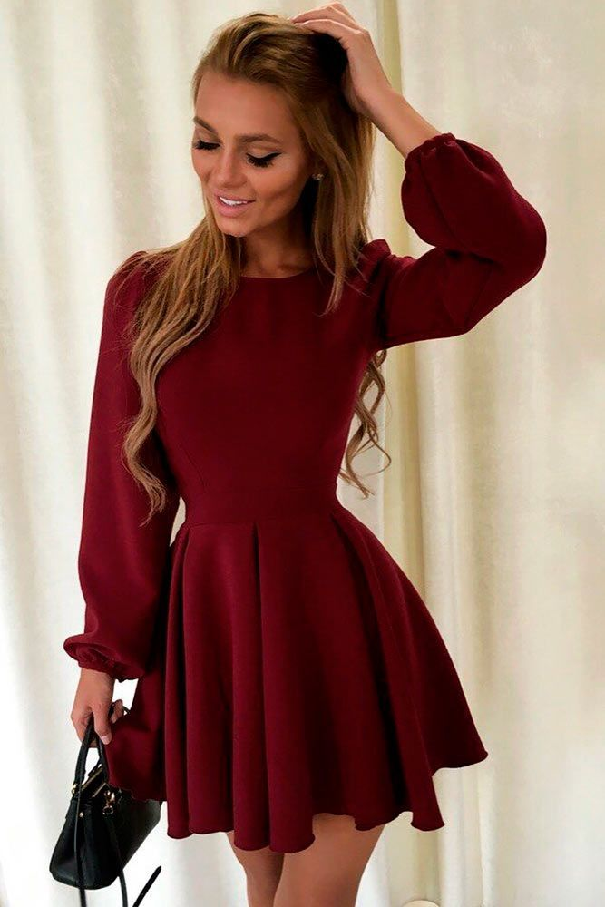 36 Prom Dresses And Other Trendy Hits From The Latest Collections 2021 Prom Dresses Short Casual Party Dresses Homecoming Dresses