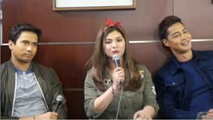 Angel Locsin supports President Duterte's war on drugs