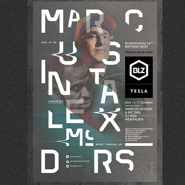 Marcus Intalex & DRS