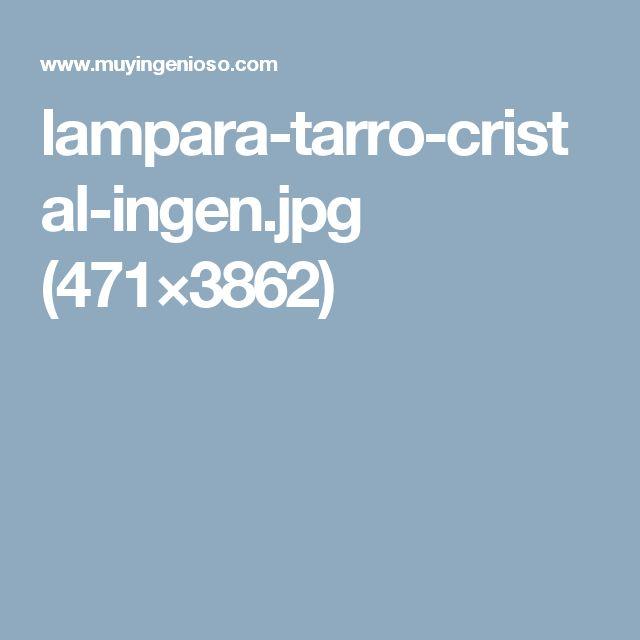 lampara-tarro-cristal-ingen.jpg (471×3862)