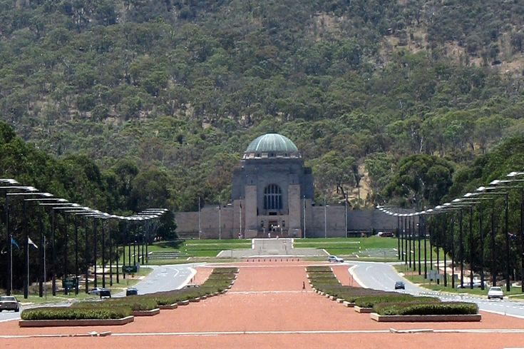 Australian War Memorial, Canberra - Spent an entire day there. Could have used another.