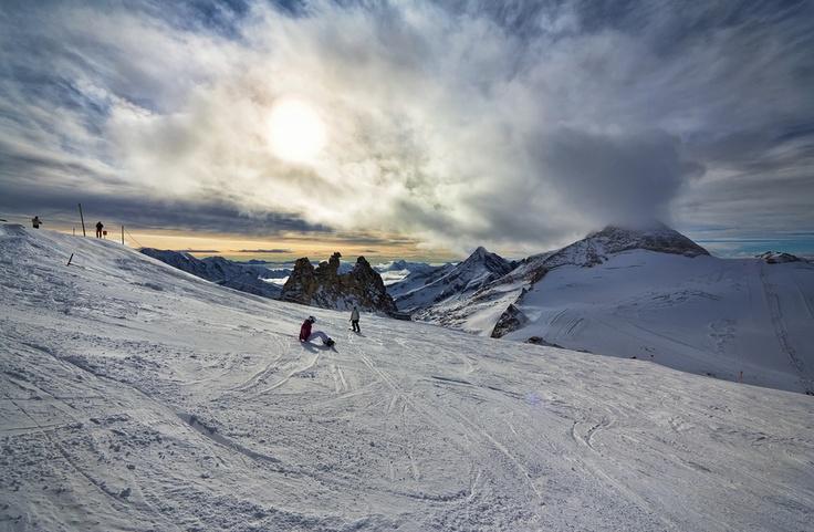 Gletscher Hintertux