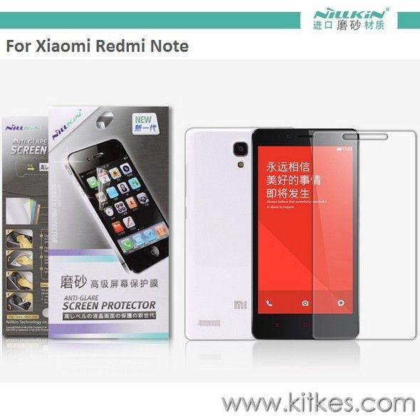 Nillkin Anti Glare Screen Guard Xiaomi Redmi Note - Rp 50.000 - Kitkes.com