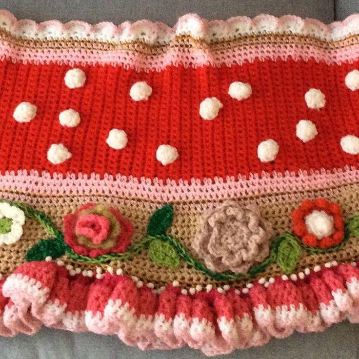 #haken #crochet #hakeln #hakenonderdespaansezon #adindasworld #123ole