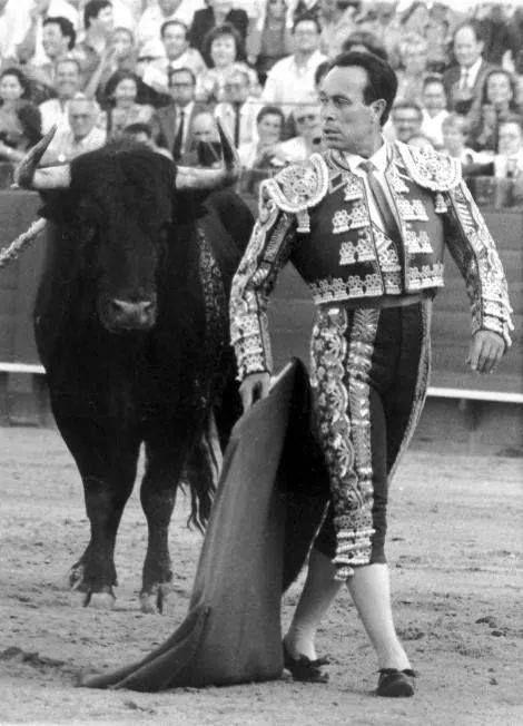 Curro Romero. Sevilla. La Maestranza.