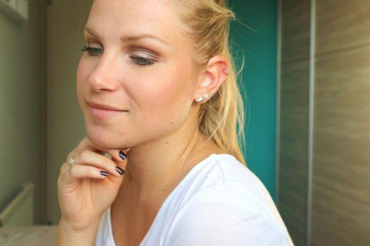 Make-up look zomer. Meer op gekopmakeup.nl