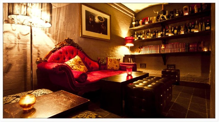 Adaluz Bar, Perth WA