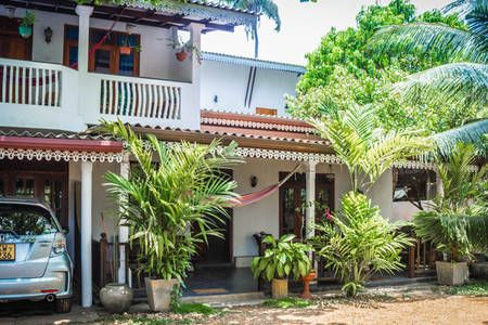 Check out this awesome listing on Airbnb: Villa Summer Style - Houses for Rent in Weligama