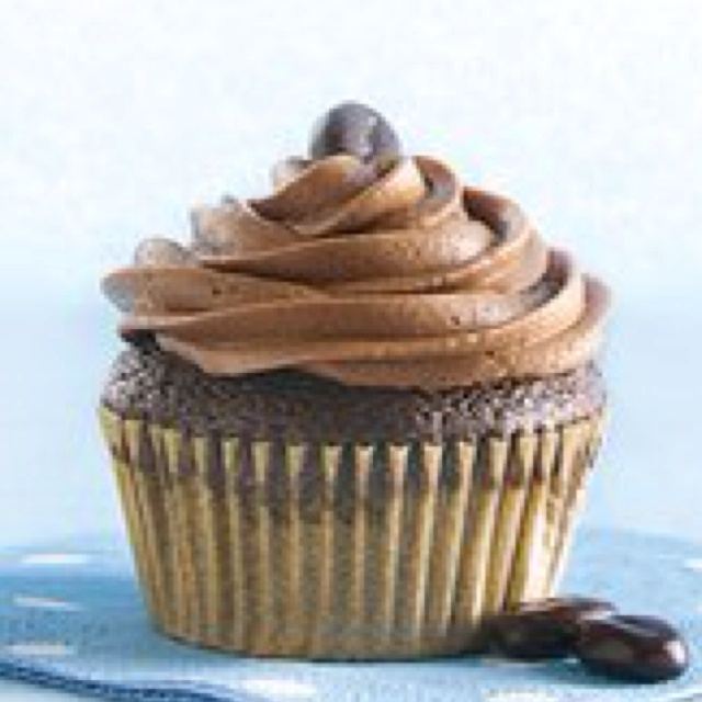 Espresso chocolate cupcake. | All Things Cupcake | Pinterest