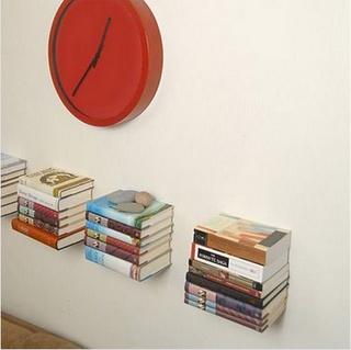Diseño, diseño, diseño: Libros flotantes