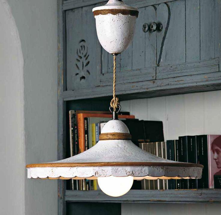 Suspension lamp #Elba, Toscot