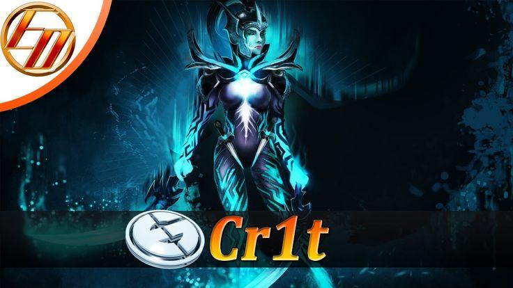 EG.Cr1t  Phantom Assassin  Dota 2 Pro Gameplay | Evil Geniuses