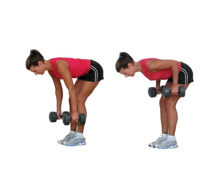 Here are the best exercises that range from classic rows to unique moves like power plank rows to work your lats.